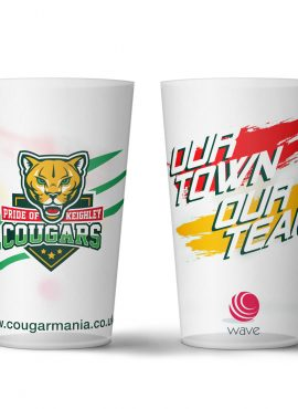 Keighley Cougars Pint Cup