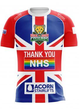 Keighley Cougars 2020 NHS shirt