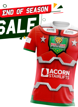 Keighley Cougars 2020 HOME Adult shirt