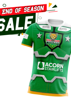 Keighley Cougars 2020 AWAY Adult shirt