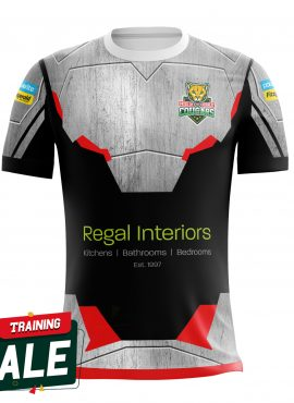 Keighley Cougars Training Top (short sleeved)