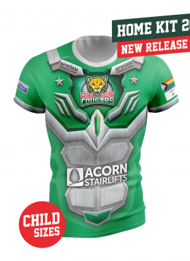 2021 Keighley Cougars AWAY Child shirt