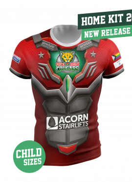 2021 Keighley Cougars HOME Child shirt