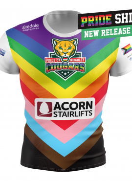 Cougar PRIDE Shirt 2021